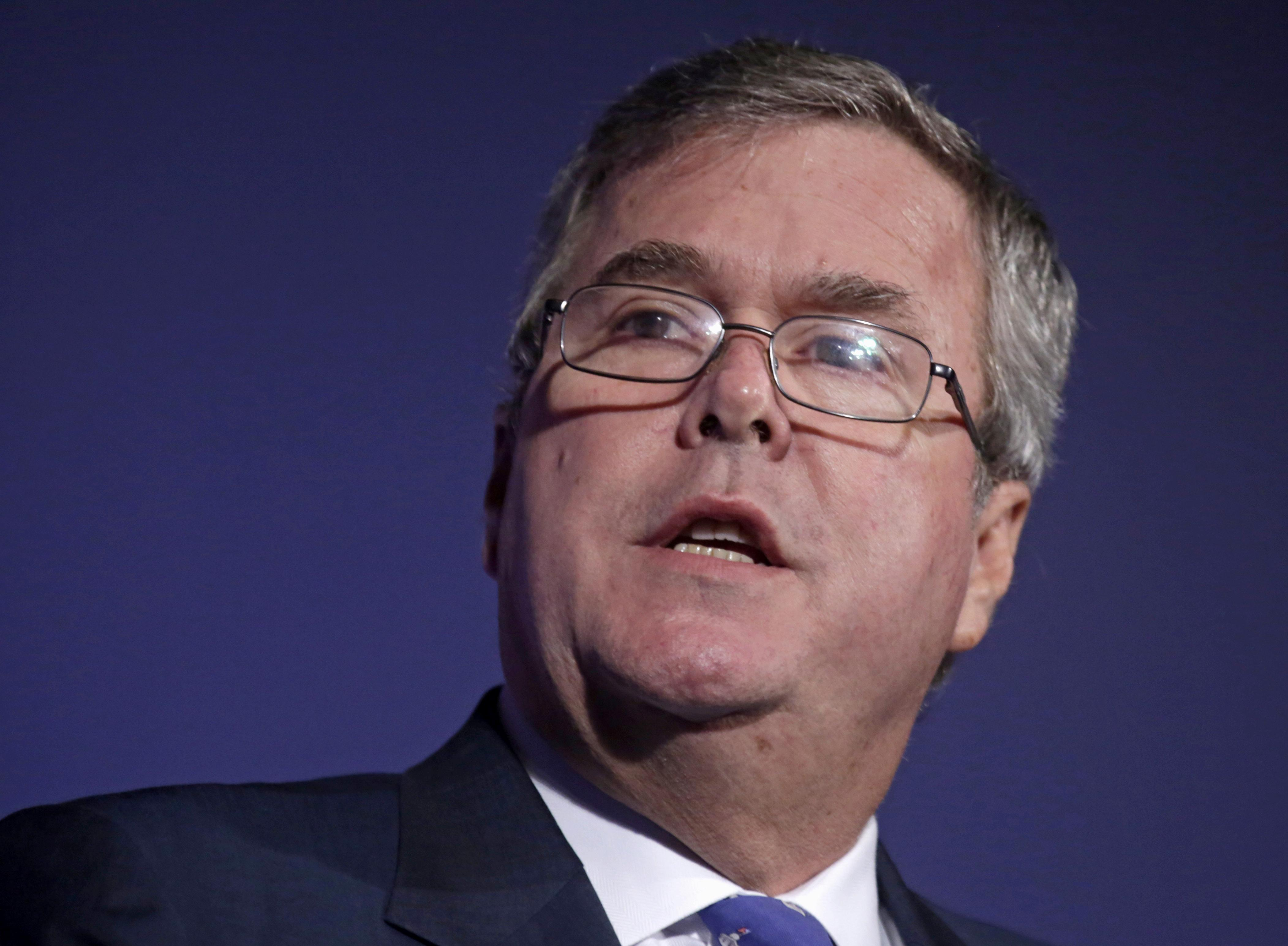 Jeb Bush and the perils of immigration