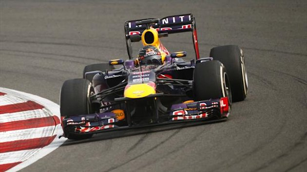 Red Bull Formula One driver Sebastian Vettel of Germany (Reuters)
