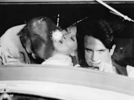 Extrait de Bonnie & Clyde, 1967. (Photo: Corbis)
