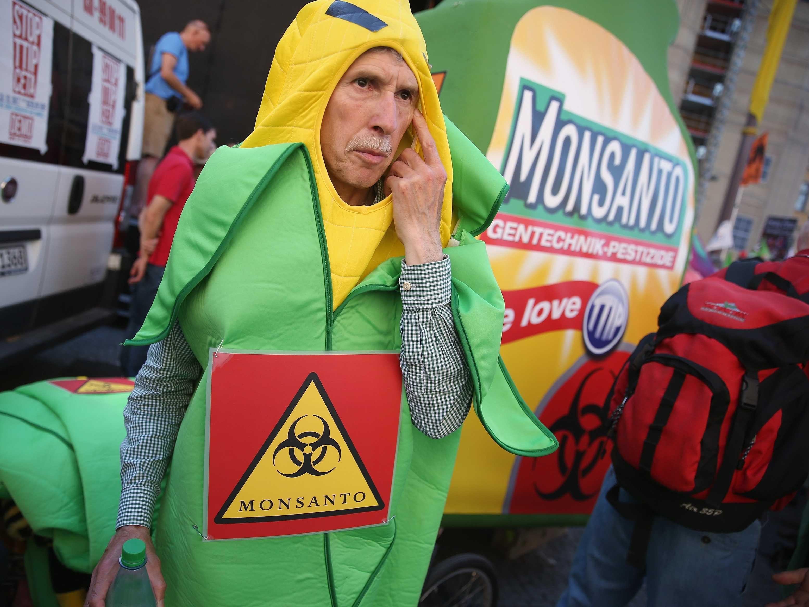 Monsanto, Valeant and Goldman Sachs: WHAT YOU NEED TO KNOW ON WALL STREET