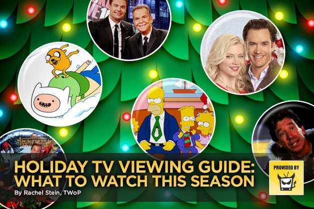 Holiday TV Viewing Guide - What to Watch This Season
