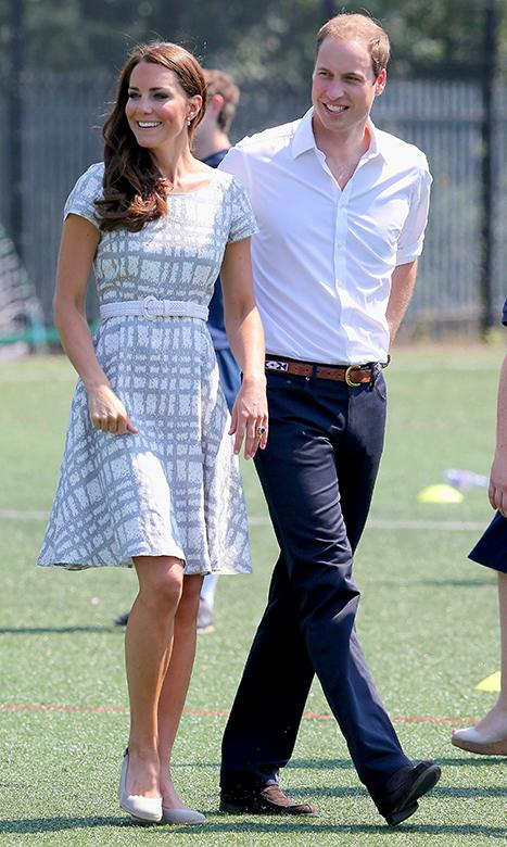 Prince William, Kate Middleton Enjoy Romantic Pre-Royal Tour Getaway