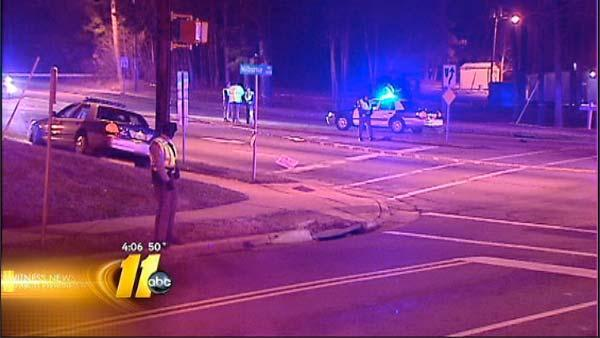 Two charged in connection with Raleigh hit-and-run