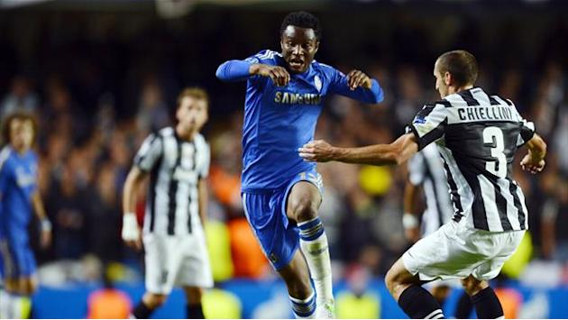 Premier League - Mikel signs five-year Chelsea deal