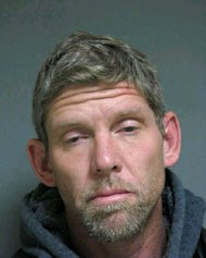 In this photo released by the Vermont State Police, 41-year-old Mark Staake is seen. Court documents in a New Mexico district court say inmate Dana Martin told investigators he persuaded a man he met in prison and the man's nephew to kill Justin Bieber, Bieber's bodyguard and two others not connected to the pop star. Martin told investigators that Staake and Tanner headed east, planning to be near a Bieber concert scheduled in New York City. They missed a turn and crossed into Canada from Vermont. Staake was arrested on an outstanding warrant. Ruane was arrested later. The two men face multiple charges stemming for the alleged plot.(AP Photo/ Vermont State Police)