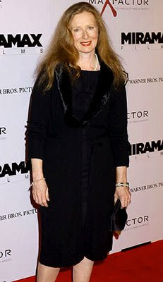 Frances Conroy at the Hollywood premiere of Miramax Films' The Aviator