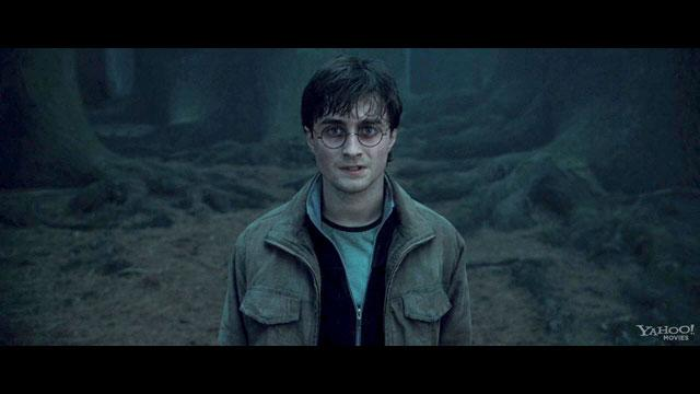 'Harry Potter and the Deathly Hallows - Part 1' Teaser Trailer