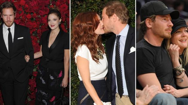 Drew Barrymore and Will Kopelman  -- Getty Images