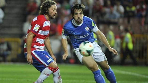 Resumen:   Granada 2-0 ATHLETIC 2013/14