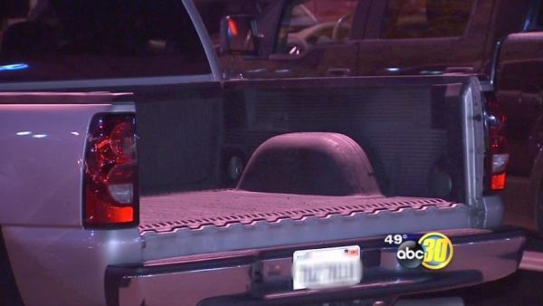 Tailgate theft on the rise in Fresno