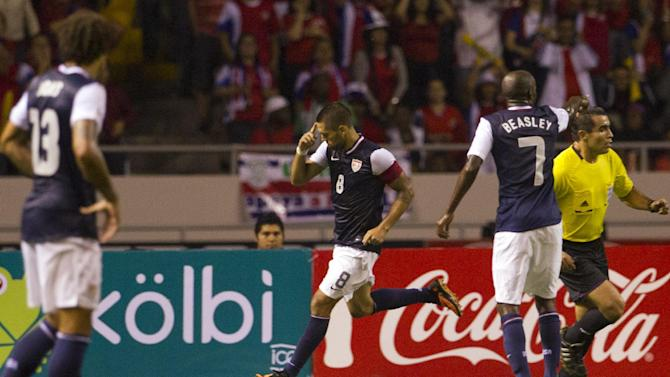 FJohnson, Goodson inserted in US defense vs Mexico