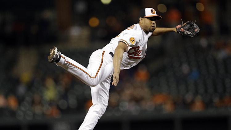 Brewers sign Francisco Rodriguez to 1-year deal