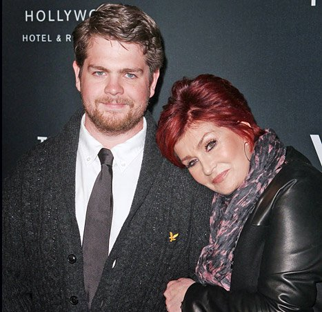 "Sharon Osbourne: Granddaughter Pearl Is ""an Angel"""
