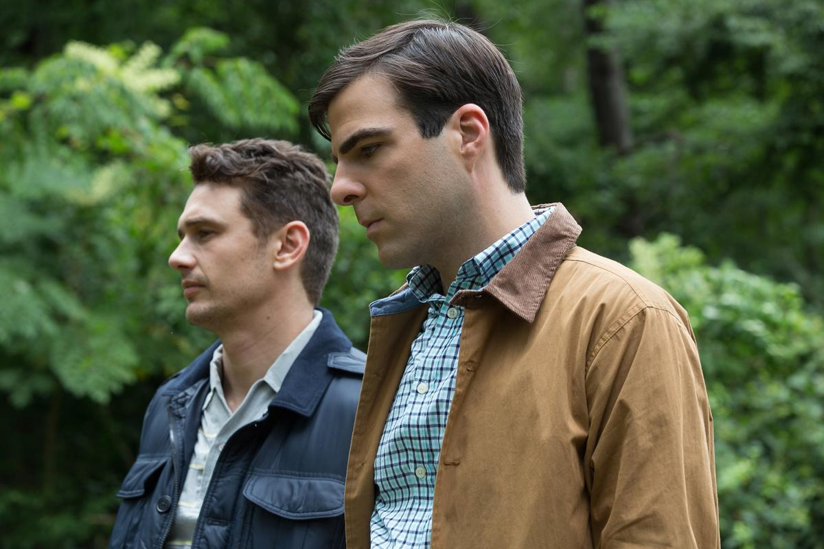 Review: James Franco is the right guy to play gay-or-not in true story 'I Am Michael'