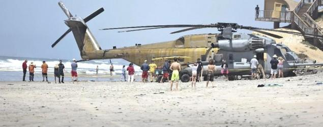 Marine killed in helicopter accident identified