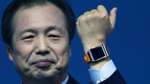 Not even Chinese pirates want Samsung's Galaxy Gear smartwatch