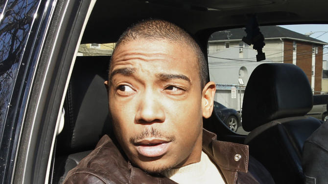 Rapper Ja Rule leaves upstate NY federal prison