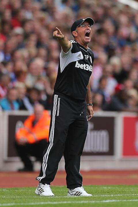 Tony Pulis praised his Stoke side for twice coming from behind to earn a point at Wigan