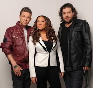 'X Factor' final 3: Chris Rene, Melanie Amaro and Josh Krajcik -- FOX