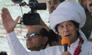 Imran Khan's Drone Protest Halted By Pakistan