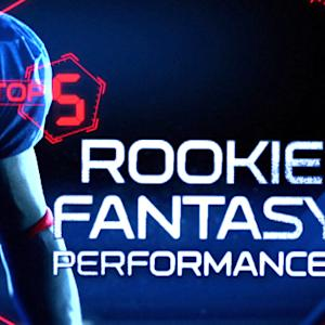 Preseason Top 5 Fantasy Performers