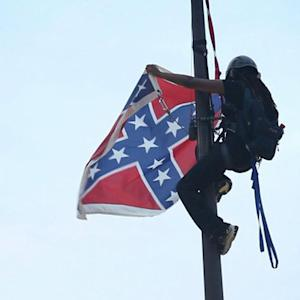Woman explains why she removed Confederate flag in S.C.