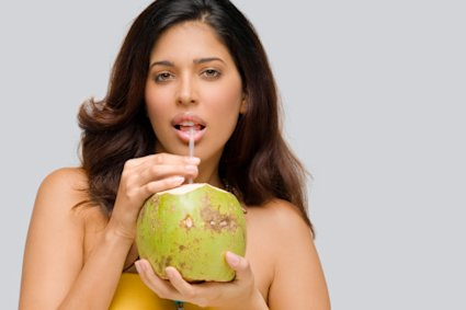 &#xA1;A comer coco para mantenerte saludable! / Foto: Thinkstock