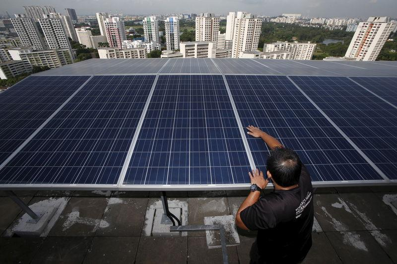 Like shale oil, solar power is shaking up global energy