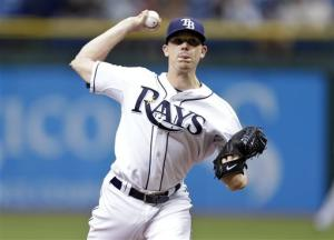 Hellickson pitches 6 strong innings, Rays beat O's