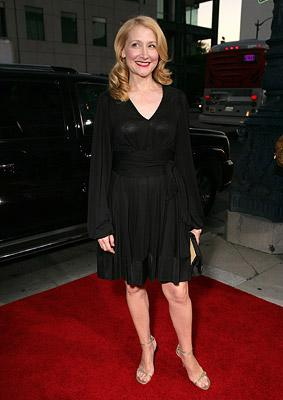 Patricia Clarkson at the Los Angeles premiere of MGM's Lars and the Real Girl