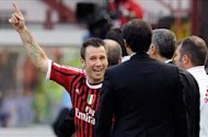 Back for Milan & ready for Italy: Cassano has already hit the ground running ahead of Euro 2012