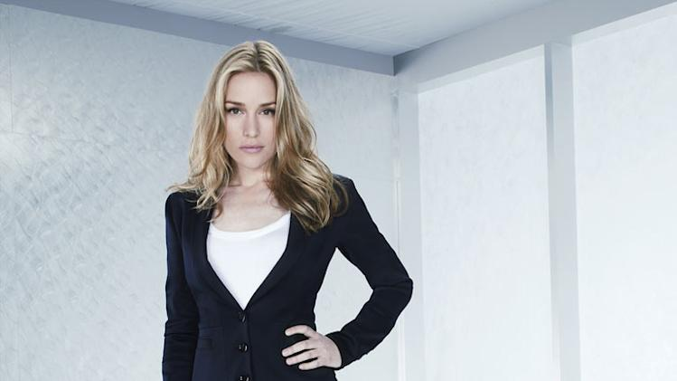 "Piper Perabo stars as Annie Walker in ""Covert Affairs."""
