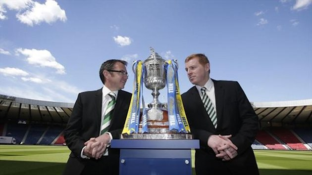 Pat Fenlon, left, has warned his team they need on to be 'on their game'