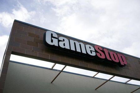 GameStop says new game launches to drive strong second-half growth