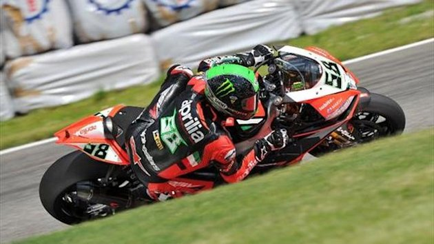Monza WSBK: Laverty pleased with ?excellent? Superpole result