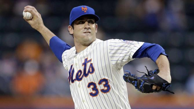 Harvey gets 1st career shutout, Mets beat Rockies