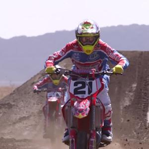 Red Bull Straight Rhythm Competition Video