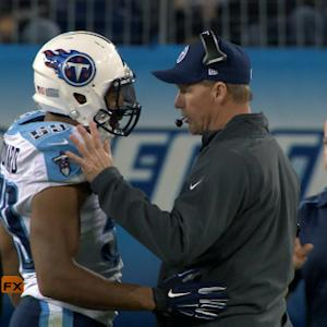 'Sound FX': Tennessee Titans head coach Ken Whisenhunt at the helm against the Jets