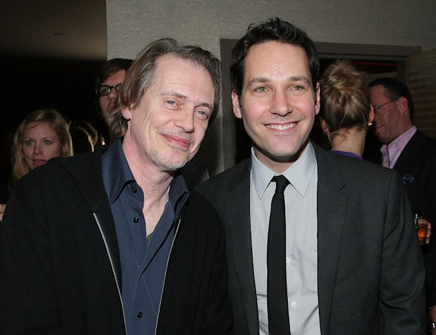 I Love You Man NY screening 2009 Steve Buscemi Paul Rudd