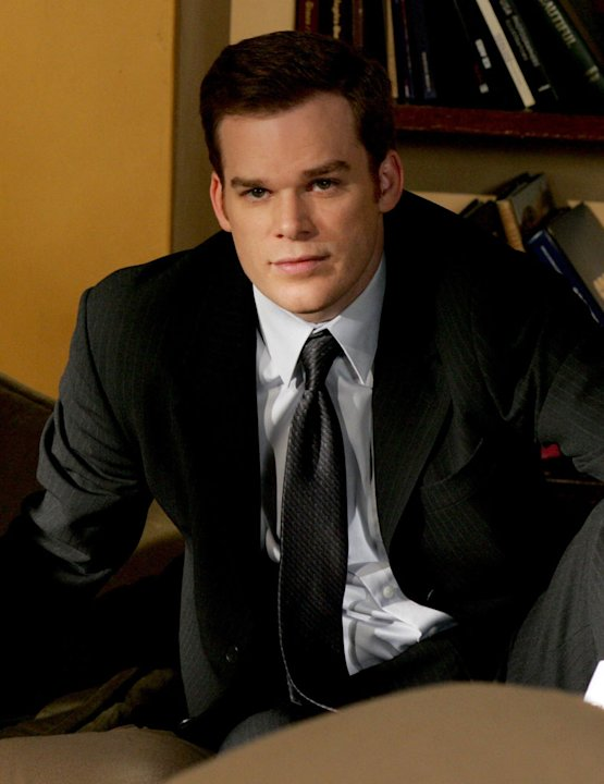 "David (Michael C. Hall), ""Six Feet Under"" (2001)"