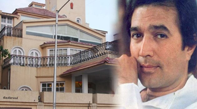 Rajesh Khanna's home to …