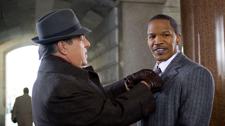 Law Abiding Citizen Production Photos Overture Films 2009 Bruce McGill Jamie Foxx