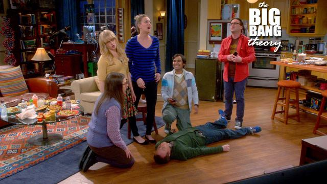The Big Bang Theory - Murder Mystery Dinner