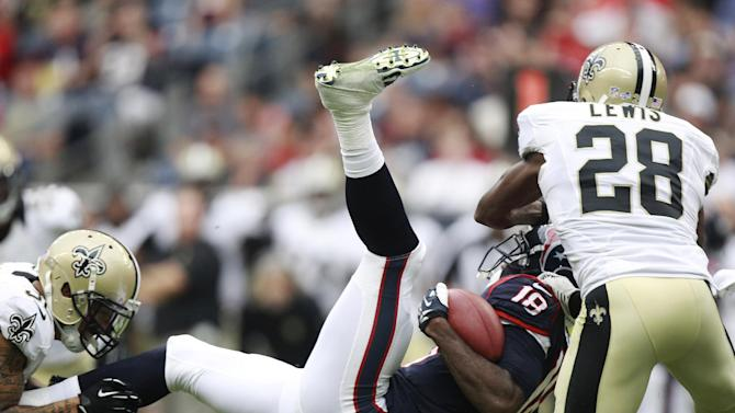 Saints rally for 31-23 preseason win over Texans