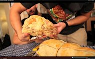 Epic Meal Time's version of the Beef Wellington replaces the beef with Big Macs