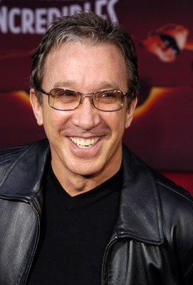 Premiere: Tim Allen at the Hollywood premiere of Disney and Pixar's The Incredibles - 10/24/2004