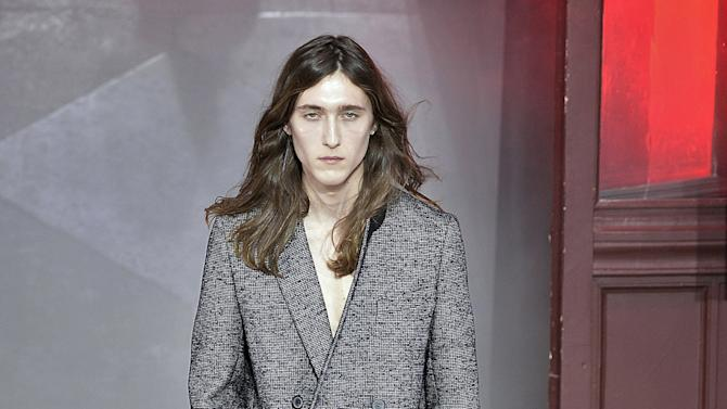 Lanvin - Mens Fall 2015 Runway - Paris Menswear Fashion Week