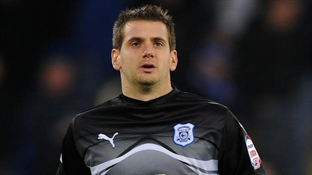 Tom Heaton is open to staying at Bristol City
