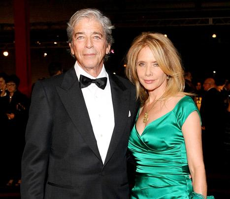 Rosanna Arquette Marries Todd Morgan!
