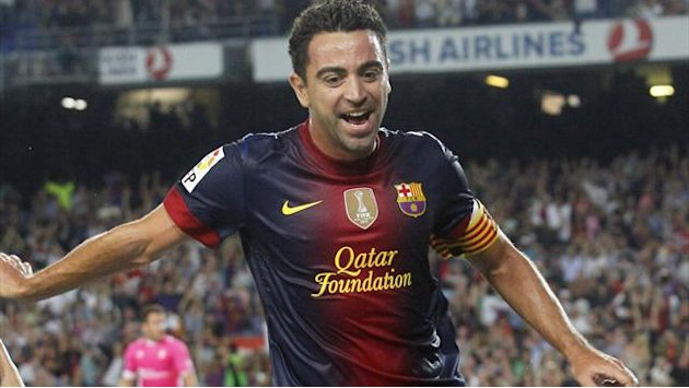 Liga - Xavi returns to Barcelona training